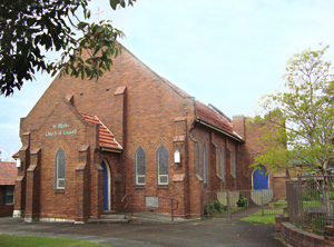 St Mark's Church, Northbridge